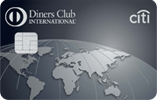 ブラジル発行Diners Club International Exclusive