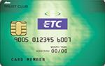 TRUST CLUB ETCカード券面